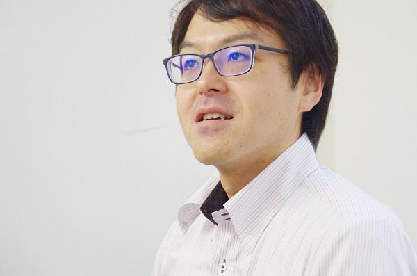 キャリア採用社員インタビュー03