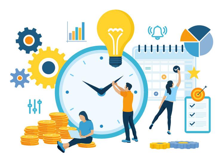 プロジェクト収支管理・工数管理